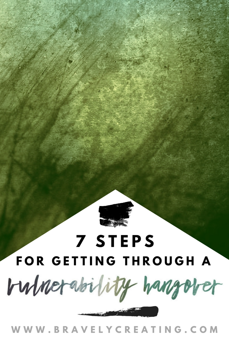 7 steps to get you through a vulnerabilityhangover